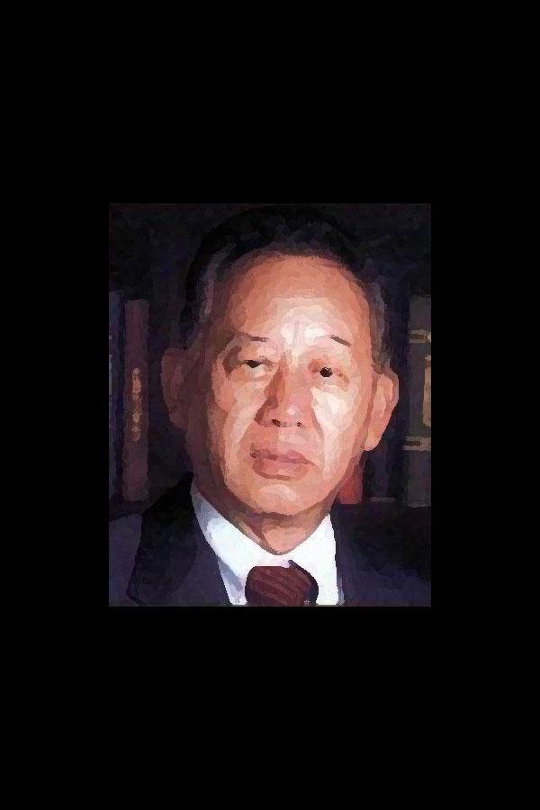 第二任院長唐崇平