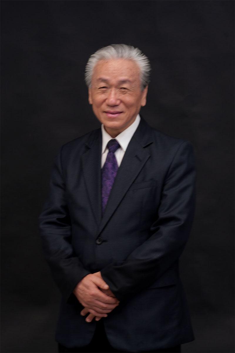 李鎮熙牧師(Rev. David J.H. Lee)