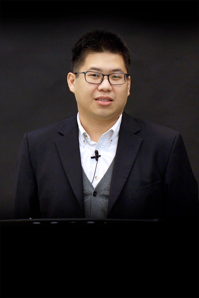 錢慕恆牧師(Rev. Moh-Herng Chee)