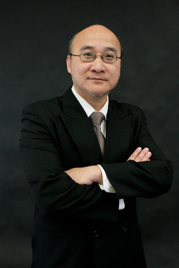 王俊豪牧師(Rev. Moses Chin H. Wong)