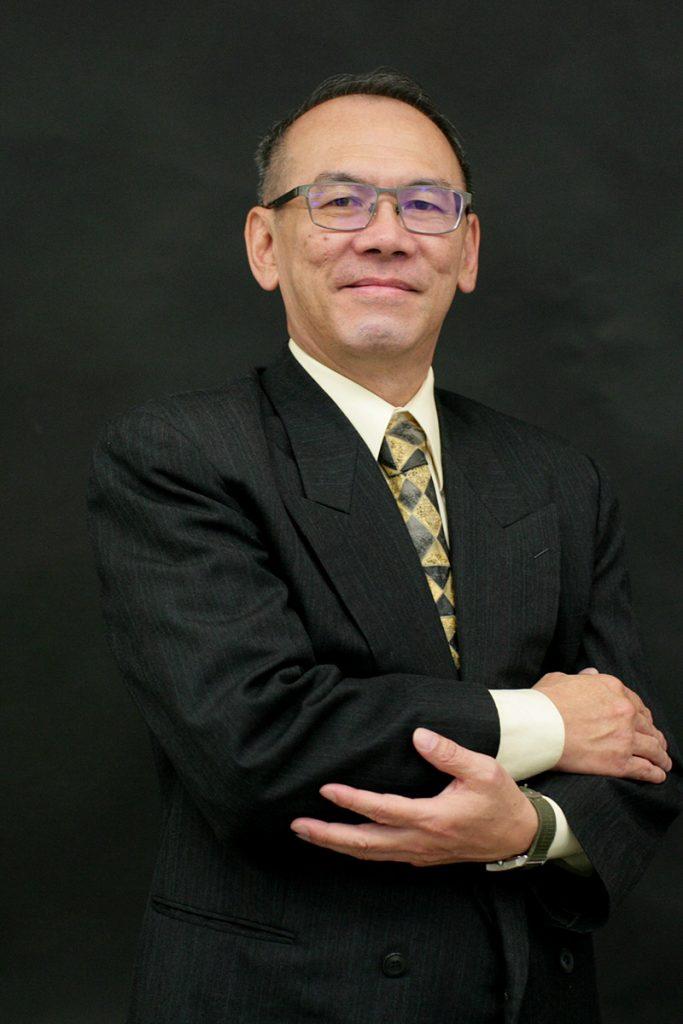 楊敦興牧師(Rev. Toon H. Yeo)