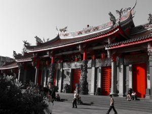 台灣民間信仰與本土宣教