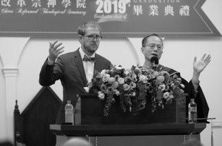 2019-graduate-授范德恩博士證道(BW)